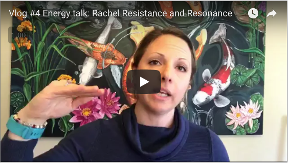 Vlog #4 Energy Talk: Resistance & Resonance