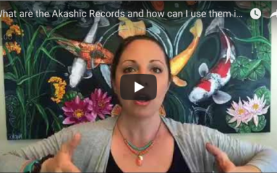 Vlog #5 What are Akashic records and how can I use them in my life?
