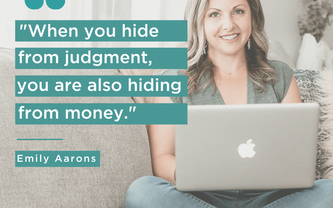 Why Fear Of Judgment Is Blocking You From Abundance And Keeping You Broke
