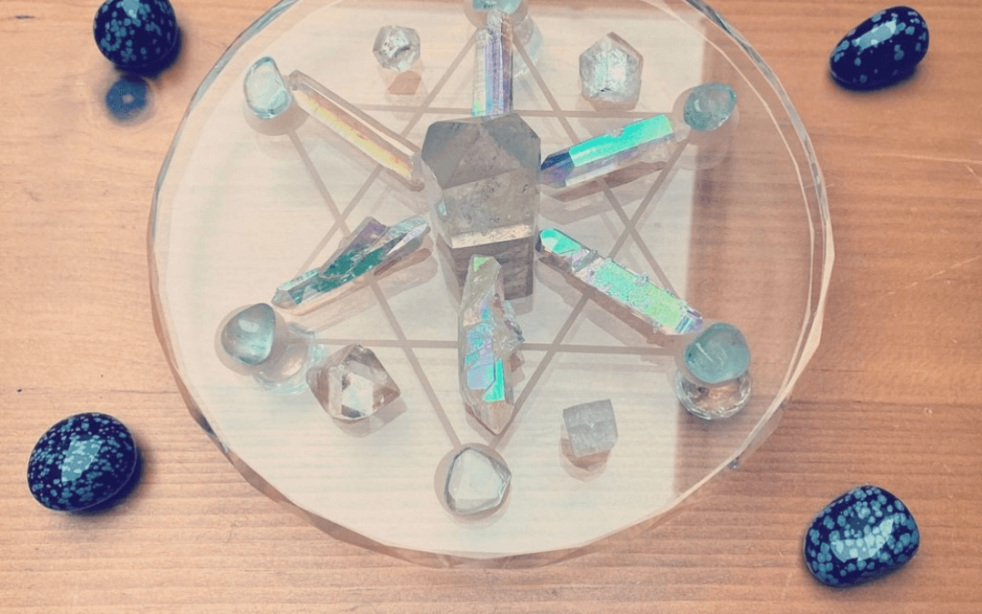 How To Make Crystal Grids And Make More Money