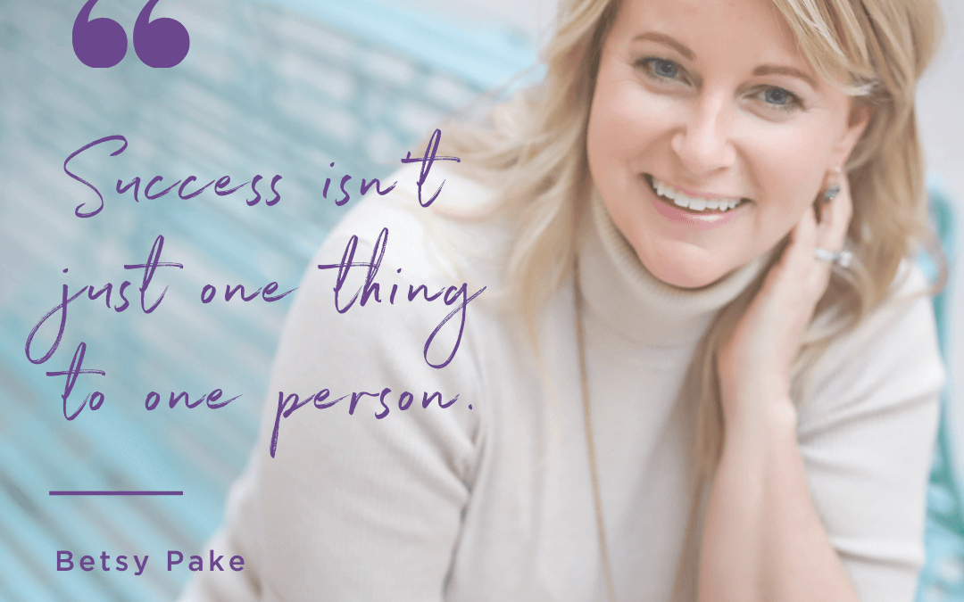 How To Shift Your Beliefs To Manifest What You Want With Betsy Pake