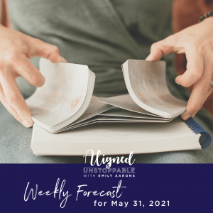 Angels in Your Biz Weekly Forecast May 31