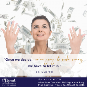Abundant Decision Making Made Easy – Plus Spiritual Tools To Attract Wealth!